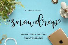 Snowdrop Script BIG UPDATE by MediaLab.Co on @creativemarket