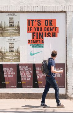 Nike - Better For It on Behance