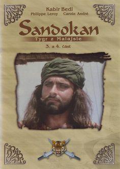 """Olalaaaa ! """"Sandokan"""" Mon très très grand béguin d'ado ! (et géniale musique de générique, mais déplorable doublage !) Dommage que Kabir Bedi n'ai rien fait d'autre plus tard ...."""