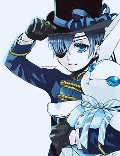Ciel Phantomhive  Black butler Kuroshitsuji