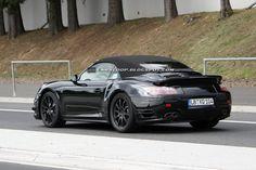 Porsche 911 (991)Turbo S Cabriolet