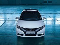2012 Honda Civic Five-Door (Euro Spec)