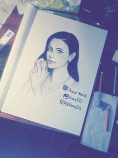 #themazerunner #teresa #kaya #kayascodelario #skins #fanart #drawing