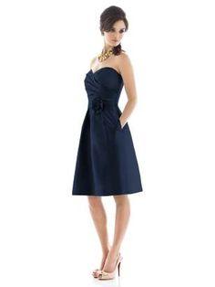 bridesmaid's dress?!?