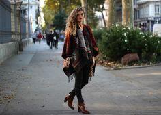 World fashion blogger