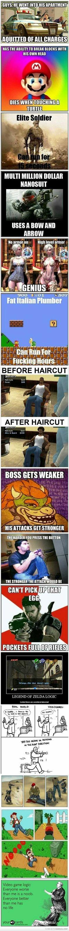 Bahahahahaha!!!!!! #GamerHumour