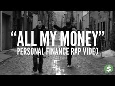 """This is AWESOME!!! Can't wait to sign up for this blog because if they can come up with this...it's guaranteed to be worth my time! """"All My Money"""" Personal Finance Rap Video #MONEY"""