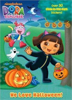 We Love Halloween! (Dora the Explorer)