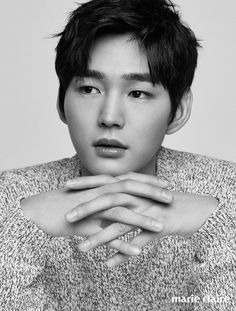 Lee Won Geun is suddenly everywhere but we're okay with that. Check it out! Source  |  Marie Claire