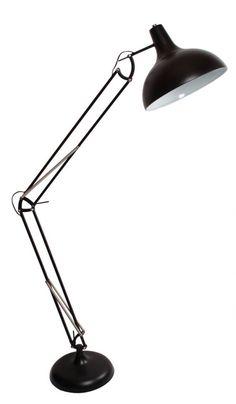Lampe gante la manire de pixar elle serait bien belle dans black angle poise large floor lamp mozeypictures Gallery