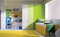Ideias para casa: Gradiente nos móveis e paredes   Blog do Casamento - O blog da noiva criativa!   Casa e decoração http://www.blogdocasamento.com.br/vida-de-casada/casa-e-decoracao/ideias-para-casa-gradiente-nos-moveis-e-paredes/