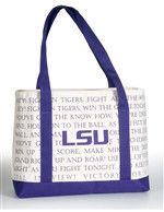LSU Fight Song Cooler Tote-- $38.00