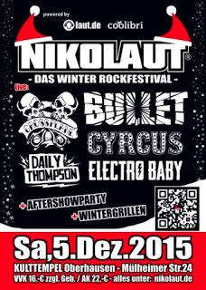 New-Metal-Media der Blog: New-Metal-Media - NIKOLAUT