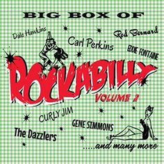 Big Box Of Rockabilly 2 - Big Box Of Rockabilly 2