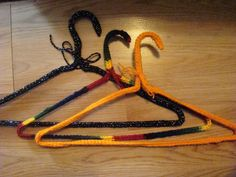 yarn on metal hangers pattern | ... hangers unless they re covered with yarn i really like yarn covered