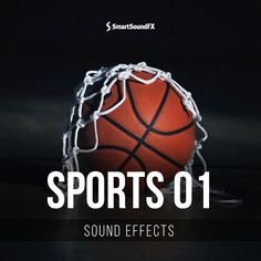 Nothing but net and a whole lot of other sounds for sports. Build up the impact of those hits and swishes with this collection of SFX. Including sounds from BASKETBALL, BOXING, BMX, GYM, BADMINTON, and even DARTS. Sport scenes need the added power of pro sounds.