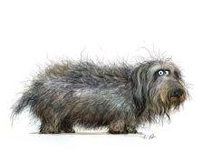 Wiebke Rauers Illustration - Wiebke Rauers, a freelance illustrator from Düsseldorf. Cute Animal Illustration, Illustration Art, Animal Illustrations, Illustrations Posters, Character Illustration, Animal Drawings, Cute Drawings, Art Carte, Dog Paintings