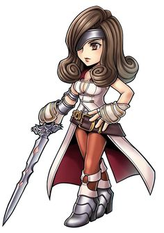 View an image titled 'Beatrix Art' in our Dissidia Final Fantasy Opera Omnia art gallery featuring official character designs, concept art, and promo pictures. Final Fantasy Tattoo, Final Fantasy Ix, Final Fantasy Artwork, Final Fantasy Characters, Video Game Characters, Cute Characters, Game Character Design, Character Design References, Final Fantasy Collection