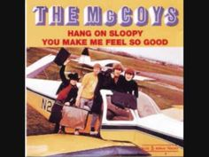 The McCoys, Hang on Sloopy, unedited, stereo