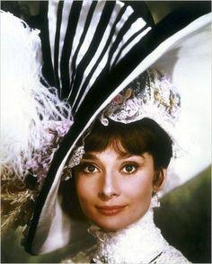 My Fair Lady (Mi Bella Dama) : Foto Audrey Hepburn