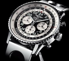 The Breitling Cosmonaute Limited Edition...is the ultimate men's watch with an MSRP of $7,100. This is what I want as a graduation gift once I've earned my degree in the next two years. Crazy? I would probably agree that it's crazy to spend that kind of money on a timepiece but this is an heirloom that would be passed down through the generations.