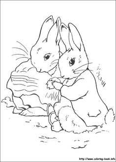 peter coloring page for kids and adults from cartoon characters coloring pages peter rabbit coloring pages