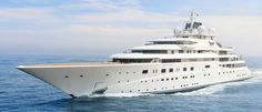 10 of the most expensive megayachts afloat: Topaz