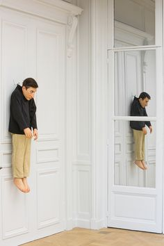 maurizio cattelan. untitled, 2000 | polyester resin, wax, pigment, natural hair, clothing