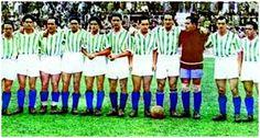 EQUIPOS DE FÚTBOL: BETIS BALOMPIÉ 1934-35 Campeón de Liga