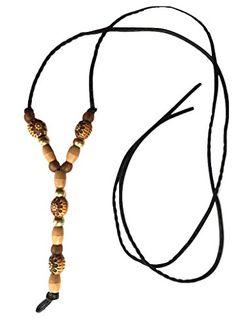 Wooden Boho Ethnic Tribal Extra Long Necklace Steampunk Goths http://www.amazon.co.uk/dp/B00Y0RNQQE/ref=cm_sw_r_pi_dp_BmzAvb00ZCMQN