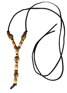 Wooden Boho Ethnic Tribal Extra Long Necklace Steampunk Goths http://www.amazon.co.uk/dp/B00Y0RNQQE/ref=cm_sw_r_pi_dp_qhzAvb1HVKA69