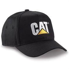 1a339a946da49 CAT Hats - CAT Caps - Caterpillar CAT Boys Black Kids Youth Caps Cat Hat