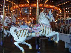 Jingles Julie Andrews Carosel horse