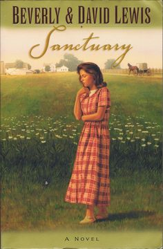Sanctuary--this was a really good book. I enjoyed it a lot.
