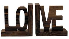 apoiador de livro - Pesquisa Google Bookends, Home Decor, Recycled Wood, Drift Wood Decor, Diy Creative Ideas, Diy And Crafts, Decoration Home, Room Decor, Home Interior Design