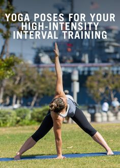 Yoga and high-intensity interval training are at essentially opposite ends of the movement spectrum. HIIT, while sometimes community-oriented, is competitive, often requiring the exerciser to push beyond his or her body's limits, which can result in injury. Yoga, conversely, asks us to listen to our bodies and honor where we are at that moment, including our limitations.