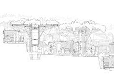 Noero Architects - energy trees in community