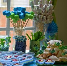 CoCaLo Turtle Reef Baby Shower | Turtle reef