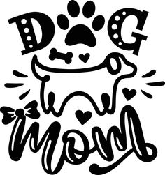 Free Dog Mom SVG Cut File SVG cut files for the Silhouette Cameo and Cricut. Craftables: Fast shipping, responsive customer service, and quality products Dog Lover Gifts, Dog Gifts, Dog Lovers, Dog Memorial, Memorial Gifts, Yeti Cup Personalized, Custom Yeti Tumblers, Dog Silhouette, Free Dogs