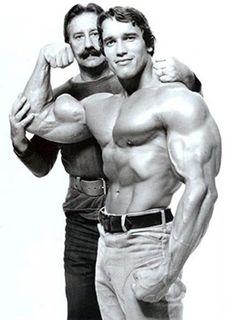 Arnold Schwarzenegger, Austria July > USA, height cm) with Joe Weider Arnold Schwarzenegger, Mr Olympia, Bodybuilding Workouts, Bodybuilding Motivation, Fitness Tips, Fitness Motivation, Powerlifting Motivation, Body Fitness, Arnold Photos