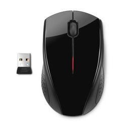 HP – Wireless Optical Mouse – Black Navigate with ease using this HP mouse, which features optical technology for precise accuracy on most surfaces. The wireless technology lets … Best Computer, Computer Mouse, New Laptops, Cool Things To Buy, Stuff To Buy, Ergonomic Mouse, Computer Accessories, Ebay, Mice