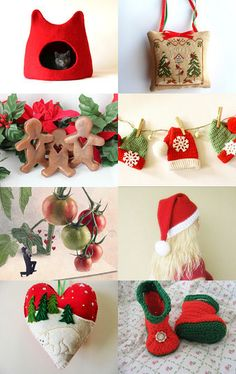 Merry Me by Charlotte Colistro Brown on Etsy--Pinned with TreasuryPin.com