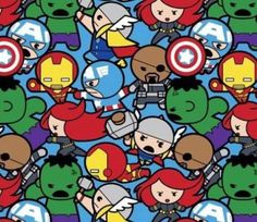 changing pad cover  Avengers  boy nursery  superhero