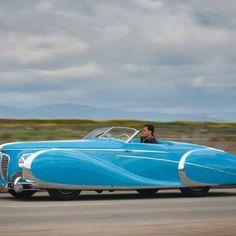 Really cool car!