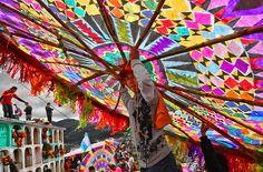 Mayan Kite