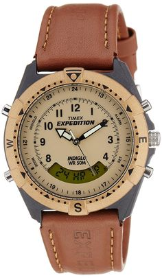 Home / Products / Timex Expedition Analog-Digital Beige Dial Unisex Watch – MF13   Timex Expedition Analog-Digital Beige Dial Unisex Watch – MF13  Rs.2,575.00  FREE Delivery  Buy product  Categories: 2999-Store, Men, Watches. Description Reviews (0) Product Description  This watch is a unisex watch with 37.7 MM case diameter. The dial might appear smaller than what is seen on the Image. Please refer to the scale shot image (fourth image) to understand exact size of the watch. This watch…