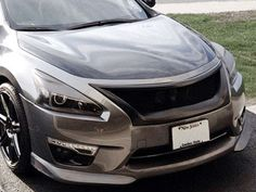 2014 Nissan Altima Front Bumper Grill