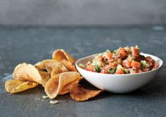 Salmon Tartare from Bon Appetit Salmon Recipes, Fish Recipes, Seafood Recipes, Appetizer Recipes, Seafood Dishes, Bon Appetit, Quick Recipes, Cooking Recipes, Healthy Recipes