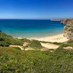 "Surf spot ""Praia do Beliche"" Sagres, Portugal"