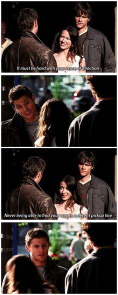 [gifset] 1x03 Dead In The Water #SPN #Dean #Sam